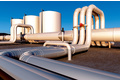 Gas transportation and distribution