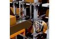 Multiple depth scanning for flexible storage in racks