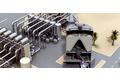 Dry flue gas desulfurization (FGD) system