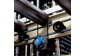 Safety throughout the conveyor system in tote conveying