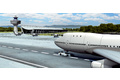 Aircraft handling at the terminal