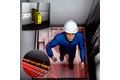 Speed measurement on the elevator engine