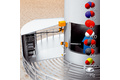 Dust emissions in the off-gas system