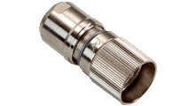 Interconnectron male connector