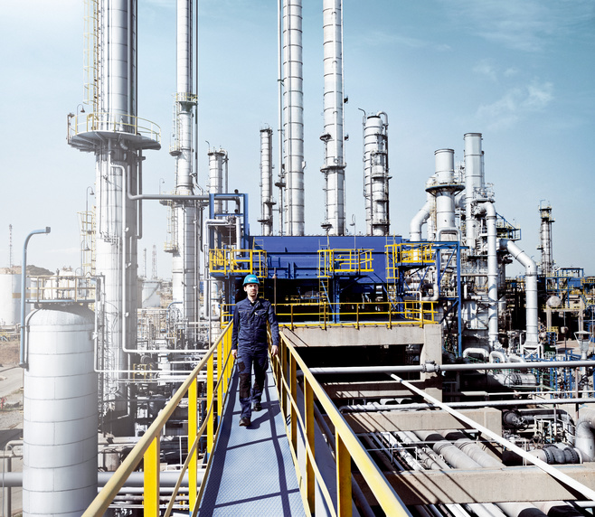 Chemicals, petrochemicals, and refineries