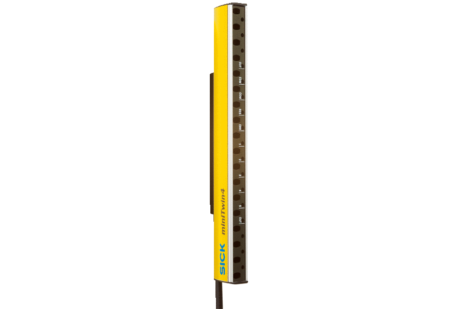Sick Light Curtain Alignment Tool: MiniTwin4