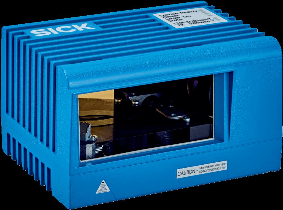 SICK LMS 400 2D Laserscanner