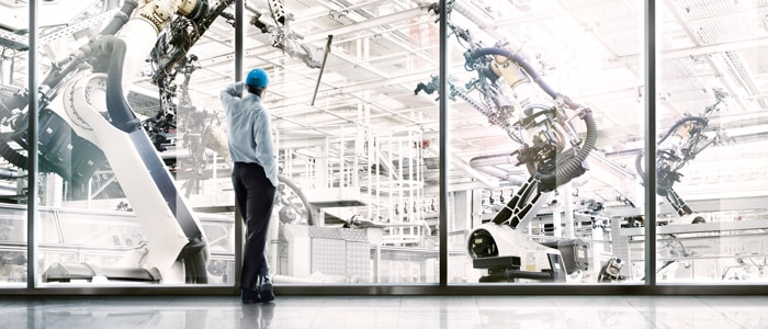 Solutions for Factory Automation