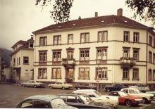 Gebäude der August Faller KG