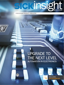SICKinsight Electronics Industry Cover English