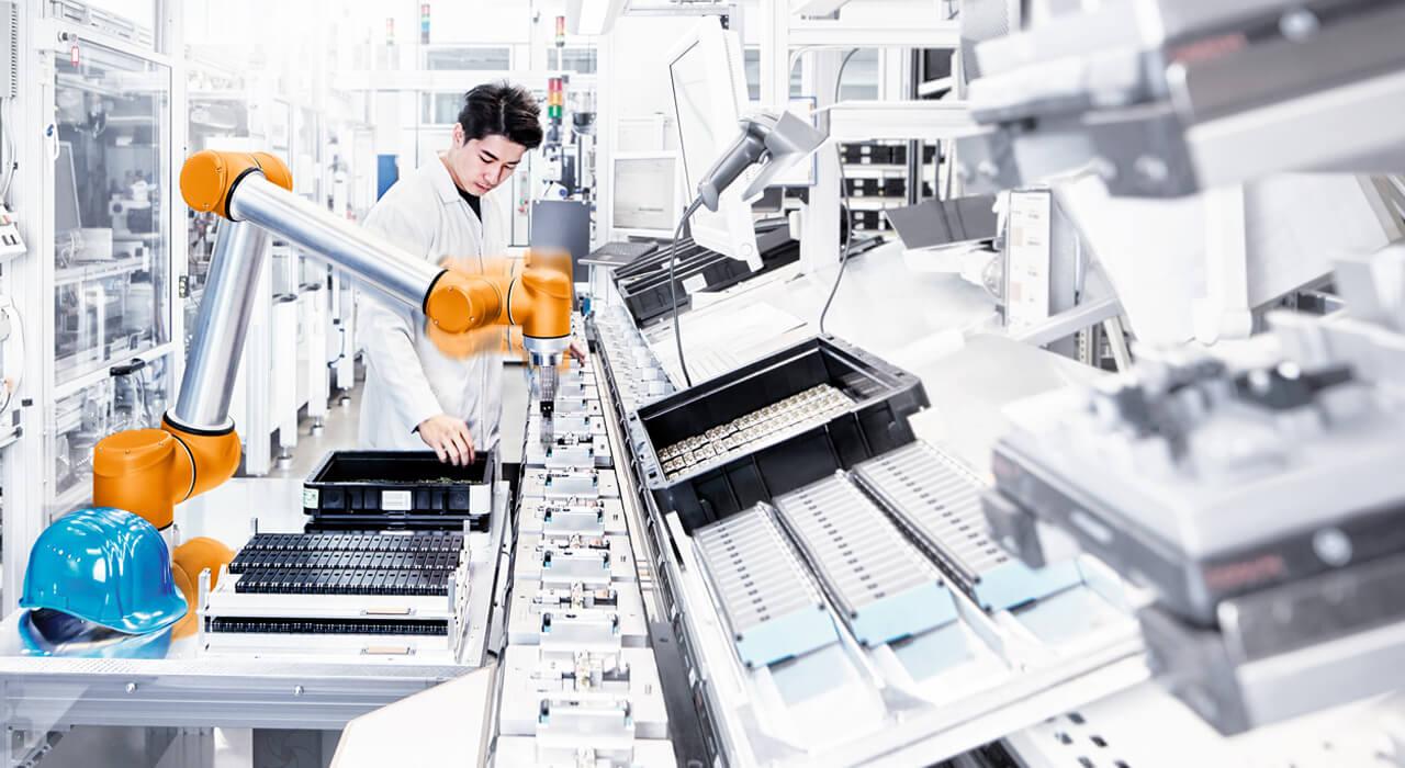 Sensor solutions for robotics