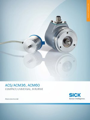 ACS/ACM36, ACM60 Compact, universal, intuitive