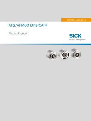 AFS/AFM60 EtherCAT deutsch