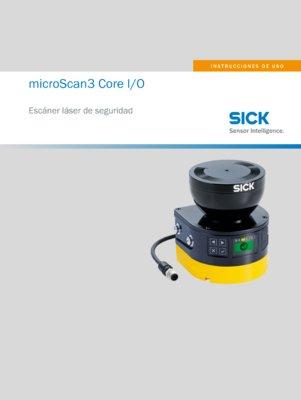 microScan3 Escáner láser de seguridad