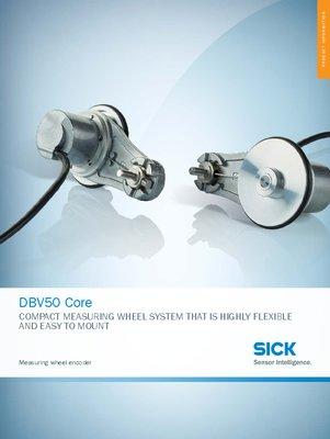 DBV50 Core Measuring wheel encoder