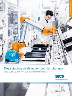 Des solutions de détection pour la robotique