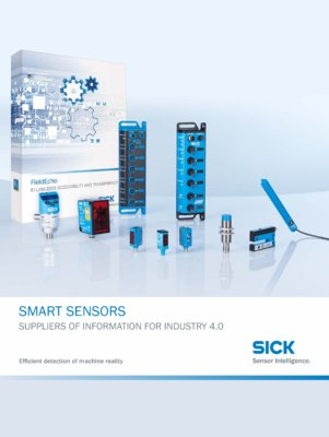 SMART SENSORS SUPPLIERS OF INFORMATION FOR INDUSTRY 4.0