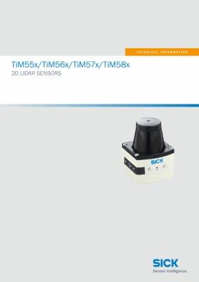 TiM561-2050101 – TiM5xx – – купить в компании АТЭСКО