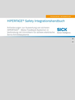 Implementation Manual HIPERFACE Safety