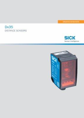 Dx35 Distance Sensors