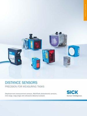Distance Sensors Precision for Measuring Tasks