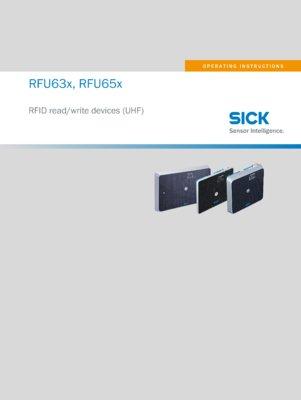 RFU63x RFID Write/Read Device (UHF)