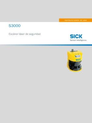 S3000 Escáner láser de seguridad