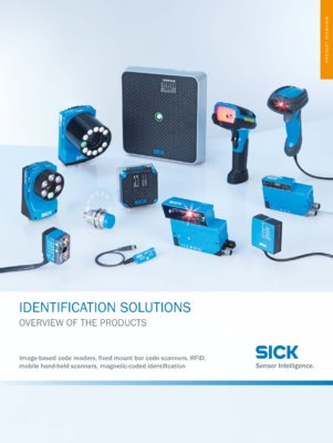 Identification Solutions Products at a glance