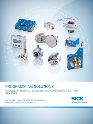 Encoder programming solutions