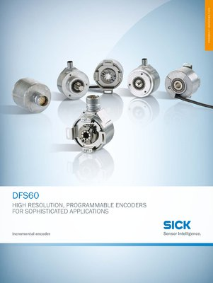 DFS60 Incremental Encoders