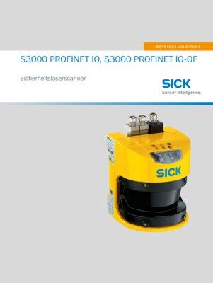 S3000 PROFINET IO und S3000 PROFINET IO-OF