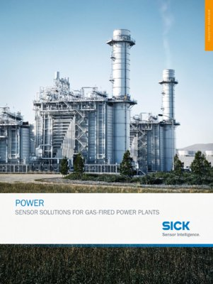 SENSOR SOLUTIONS FOR GAS-FIRED POWER PLANTS