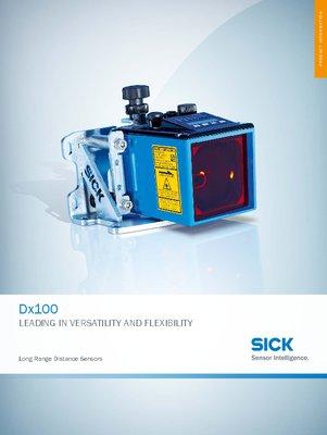 Dx100 Long Range Distance Sensors