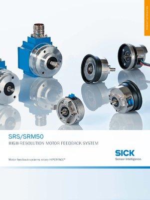 SRS/SRM50 High-Resolution Motor Feedback System
