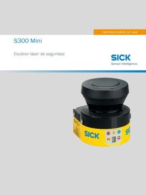 S300 Mini Escáner láser de seguridad