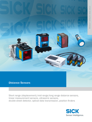 Distance Sensors