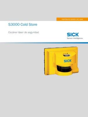 S3000 Cold Store Escáner de seguridad