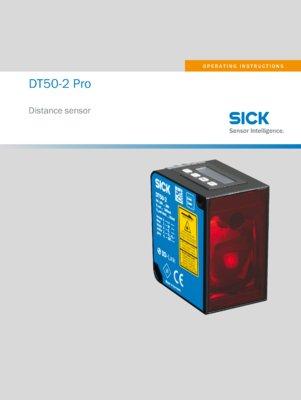 DT50-2 PRO Distance sensor