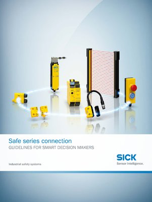 Safe series connection