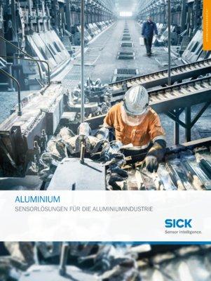 Metall und Stahl - Sensorlösungen für die Aluminiumindustrie